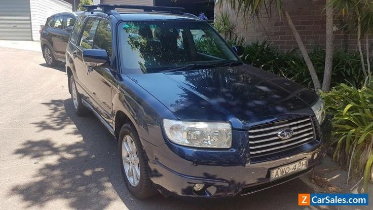 (2005) Subaru Forester XS - Automatic - Long rego - Full log books - Tinted #subaru #forester #forsale #australia