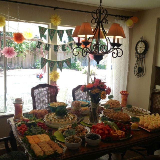 Housewarming Party Decor