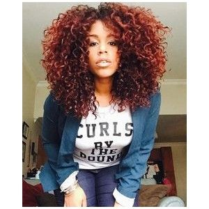 Big Curly Weave