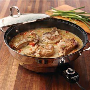Smothered Pork Chops | Williams-Sonoma