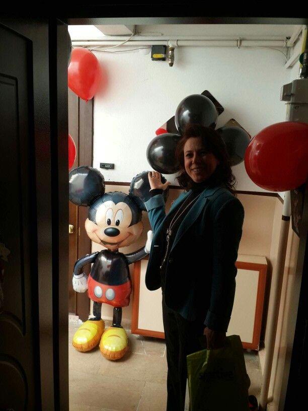 Mickey mouse 2 yaş party
