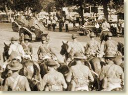 Eyewitness account of the Bonus Army March.