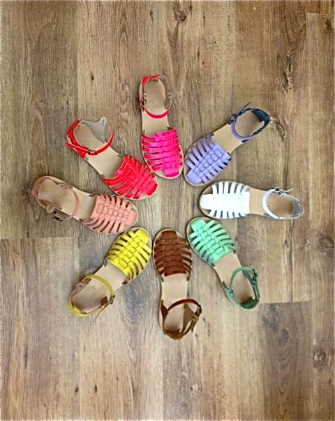 leather sandals by Grafea ( coming soon)