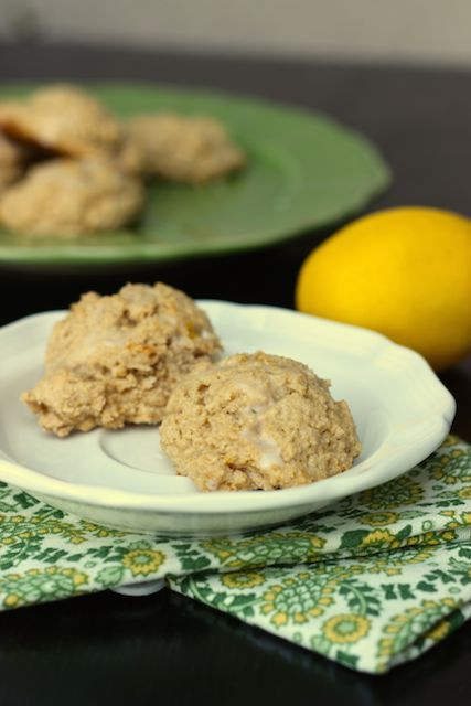 Lemon Drop Scones - Bake someone happy with these lemony drop scones. They are delicious, nutritious, and super easy to make.