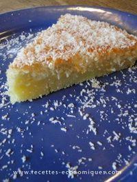 gateau noix coco thermomix 120 g de noix de coco rapéé + un peu pour le dessus 3 oeufs 100 g de sucre 100 g de maizena 300 g de lait demi écrémé 30 g d'huile de tournesol 1 sachet de levure chimique 1 sachet de sucre vanillé