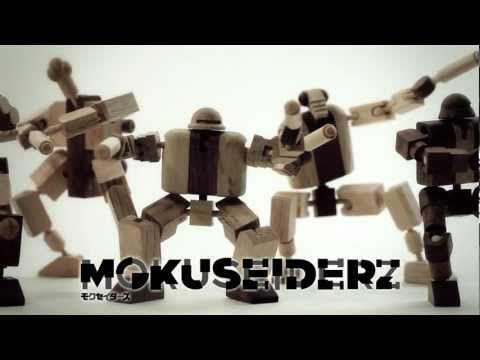 MOKUSEIDERZ
