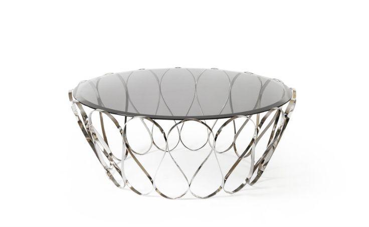 Luxus Sommer griechische Design Inspirationen | Aquarius aus Boca do Lobo. Couchtisch für eine einfache, aber raffinierte Umgebung. | http://wohn-designtrend.de/luxus-sommer-griechische-design-inspirationen/