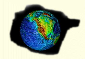 Did you know that back one million years ago the united states was located in a totally different place. I think it was made by an earthquake. An earthquake brakes the earth crust and makes a crake in the earth.