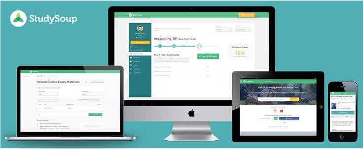 授業ノートの売買を仲介。StudySoupが170万ドルを調達。  |  TechCrunch Japan