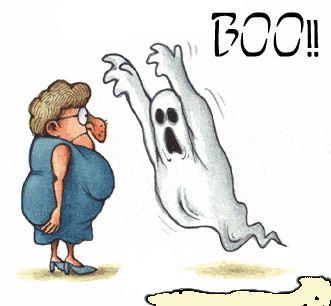 Fantasmas a mi