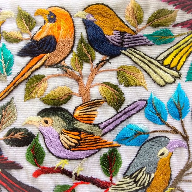 El blog de Dmc: Entrevistamos a Gimena Romero: bordadora mexicana