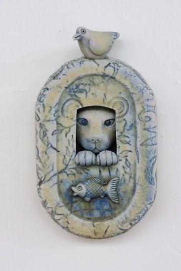 contemporary, ceramic, faces, windows, Bath. Alasdair Neil Macdonell