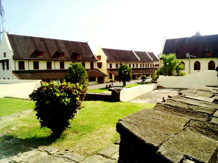 Fort Rotterdam, Makassar South Sulawesi
