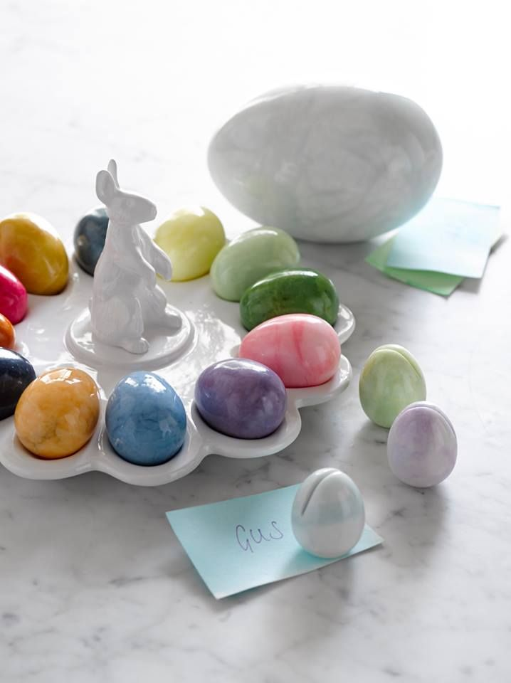 Bunny 12 Egg Platter
