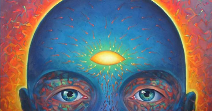 Картинки эпифиза и третьего глаза