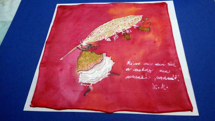 Silk  (monica cadre) - ilust. Nina Chen,