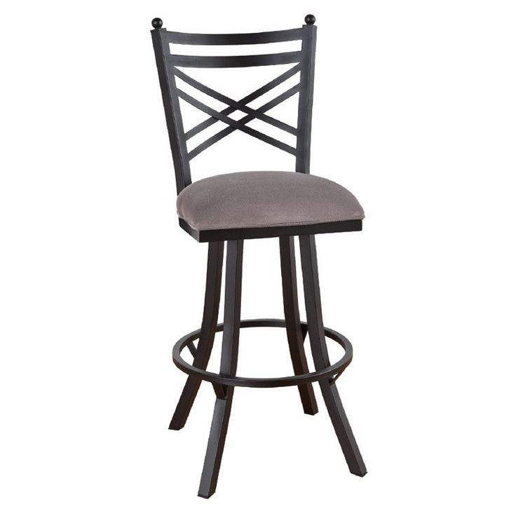 Callee Inc Rochester Tilt Swivel Dining Chair with Cushion - ROTD