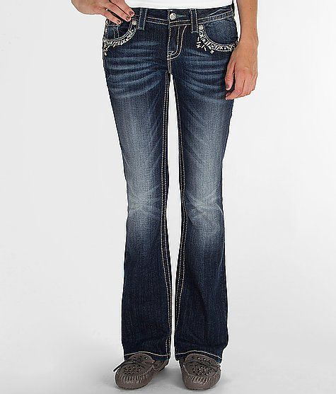 """Miss Me Boot Stretch Jean"" www.buckle.com"