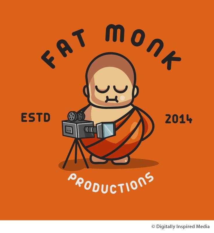 Fat Monk | Logo Design