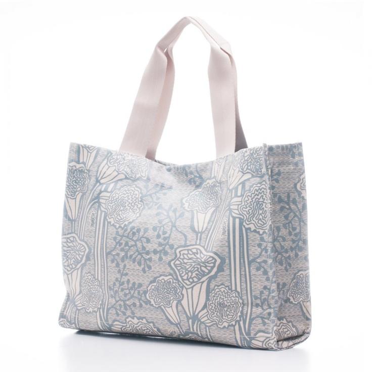Bags & Totes: Gallery Tote Smokey Sage $87