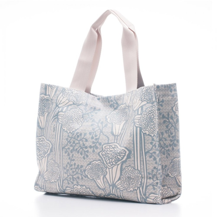 Bags & Totes: Gallery Tote Smokey Sage $87