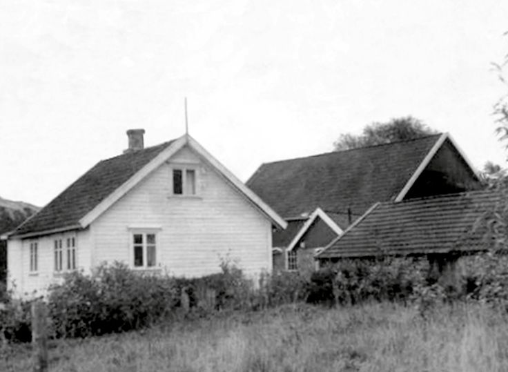 This is the small farm my grandparens bought at Furenes, Sandnes, and where my dad grew up