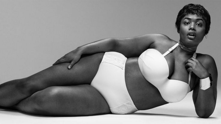 Teatox lifestyle is about finding your best body. Slim Kittens adore confident women that love their body!  'This body is made to be uncovered': Lane Bryant ad features size-14 model