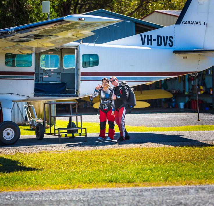 Make an escape to Byron Bay and take on the skies with our talented skydive instructors. #SkydiveAustralia #ByronBay #Australia #skydiving