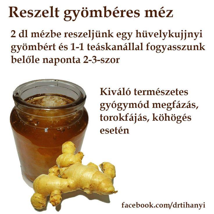 Reszelt gyömbéres méz | Socialhealth