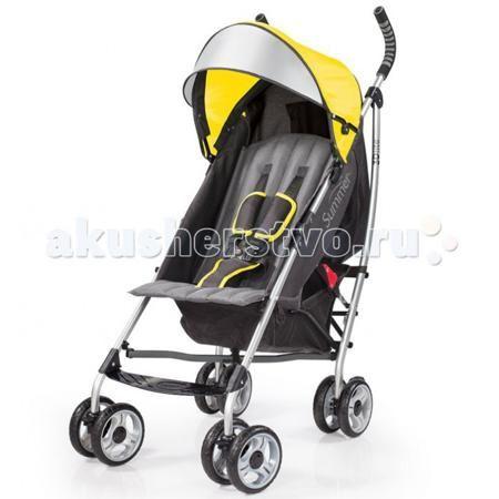 Summer Infant 3D Lite  — 9320р. --------------------------------  Детская прогулочная коляска 3D Lite Summer Infant  Компактная, удобная коляска-трость! Данная модель является одной из самых легких и самых многофункциональных колясок. Рама легко складывается, есть ремень для переноски, идеально подходит для летних путешествий!  Это долговечная коляска, которая имеет легкий и стильный алюминиевый каркас. Съемный навес с откидным козырьком будет надежно защищать ребенка от солнца. Кроме того…