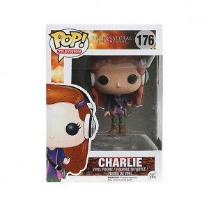 Funko Pop! Supernatural Charlie Exclusive Vinyl Figure