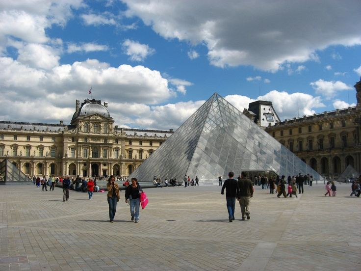The Louvre - free on the first Sunday of each month