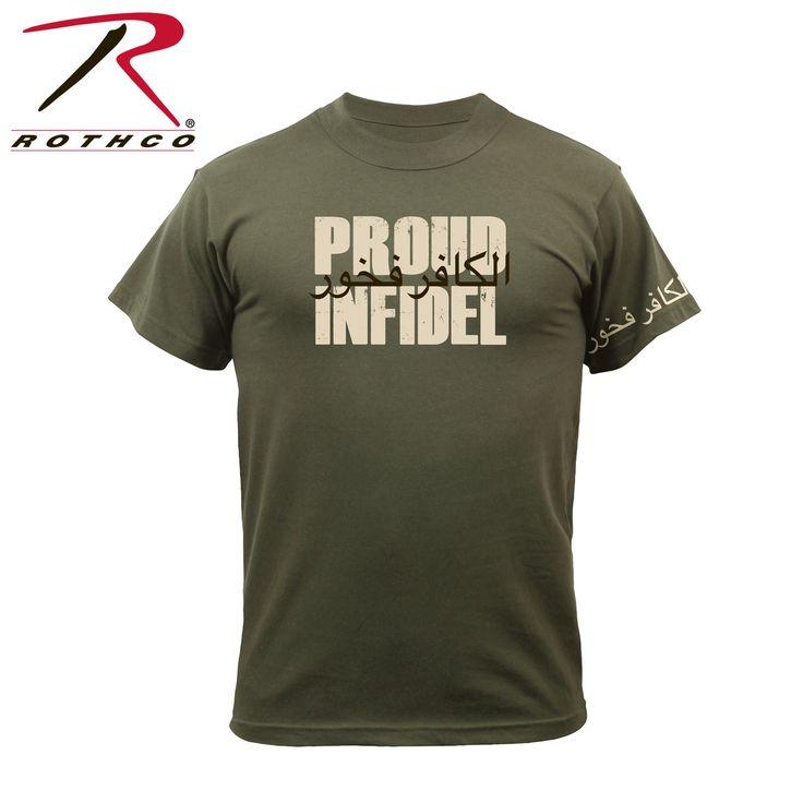 Rothco Infidel T-Shirt