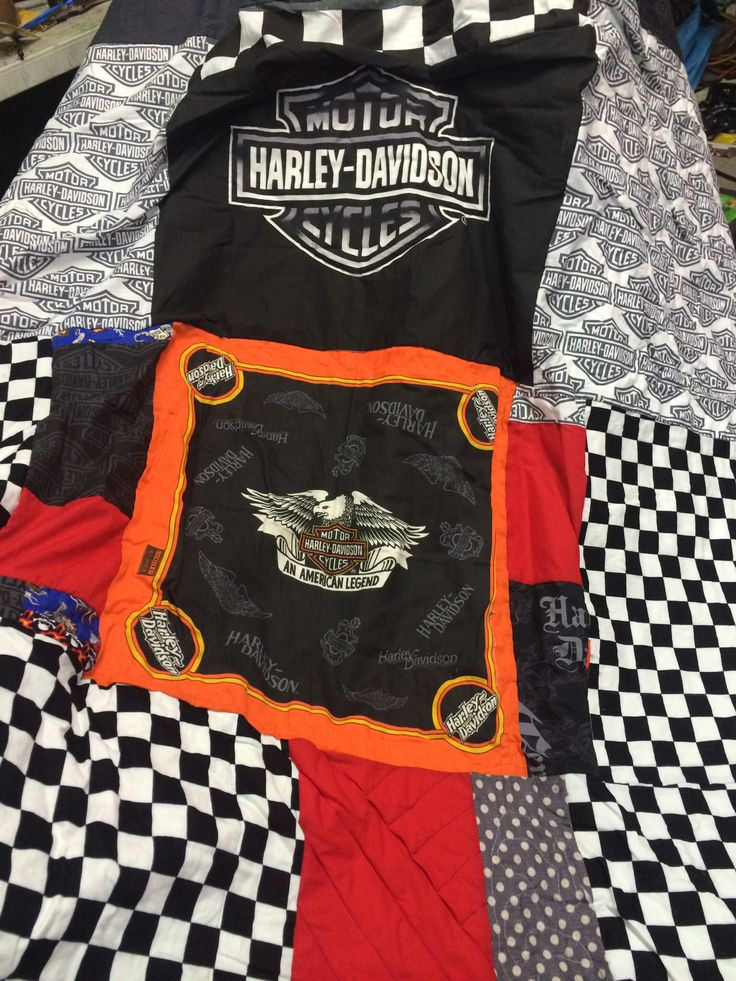 2nd Harley Quilt