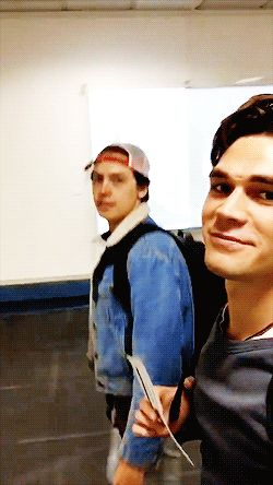 gif, cole sprouse, and kj apa riverdale image