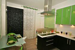 Ремонт кухни. Кухонный полуостров - Школа ремонта