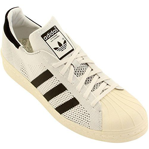 Adidas Mens Superstar 80s Prime FTWWHT/CBLACK S82779 8.5 adidas http://www
