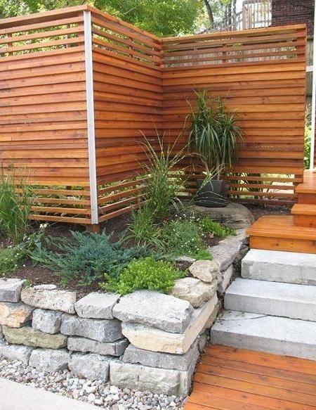Horizontal wood fence designs - Wood : Tree of Life #