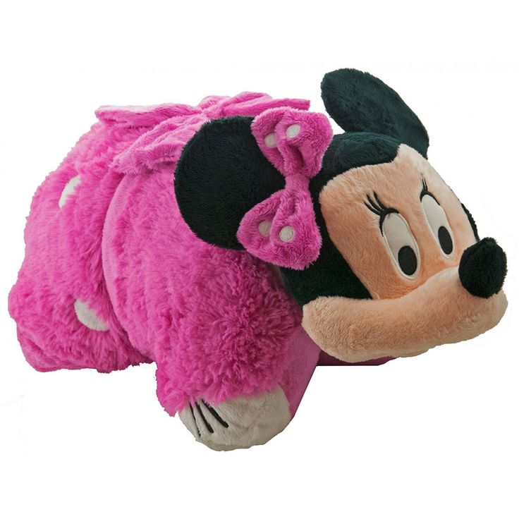 Minnie Mouse Pillow Pet from Funstra Toys