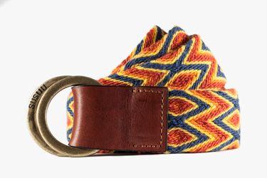 el nuevo cinturon de susuu, original y elegante