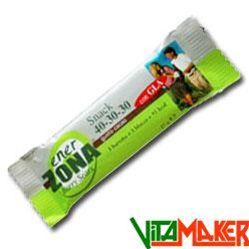 Barretta snack 40-30-30 per chi segue la dieta a zona.