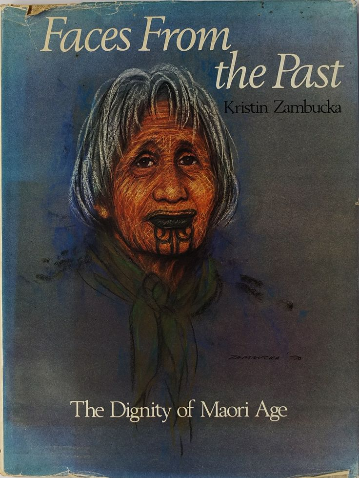 faces from the past maori book - Google Search