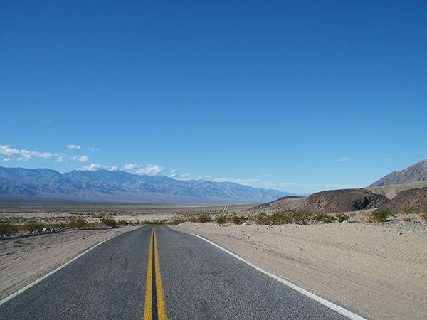Death Valley by Edit Hodásziné, via Behance