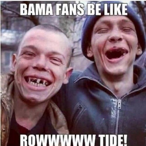 buy xanax now at alabama fans funny