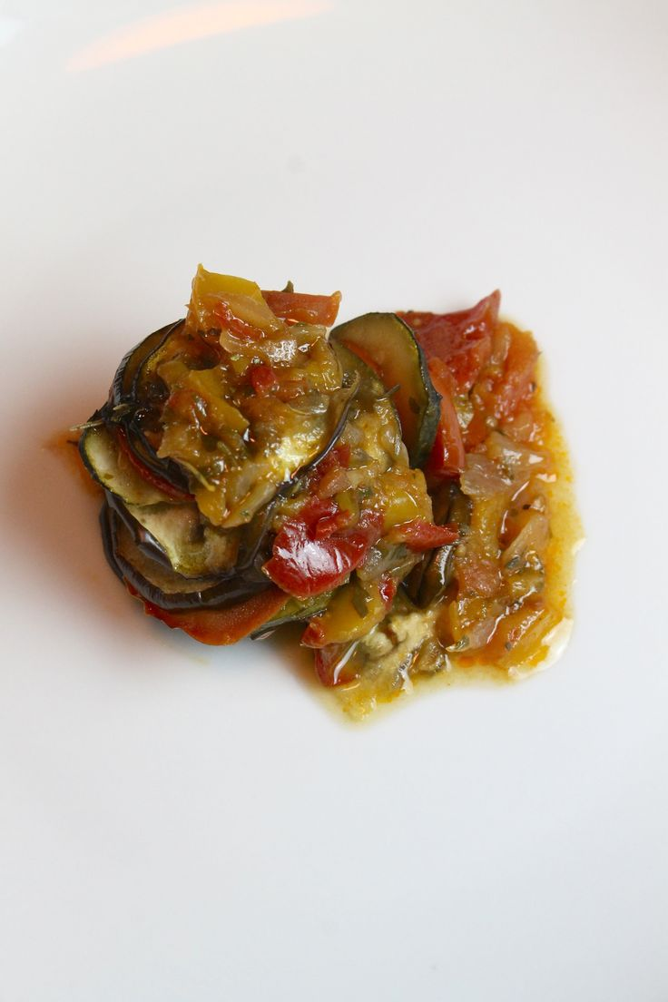 Ratatouille, ricetta originale del film Disney
