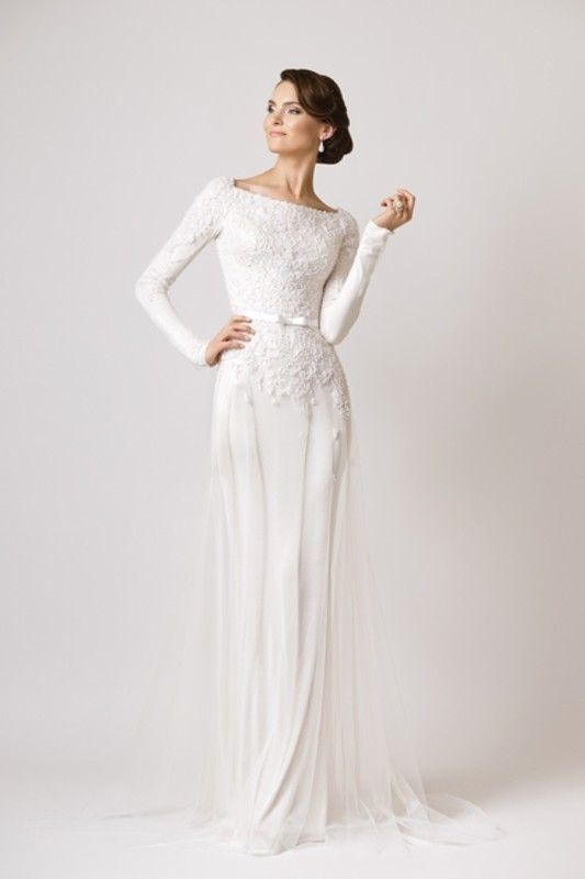 Elegant wedding dress. Forget about the future husband, for the present time lets focus on the bride-to-be who thinks about the wedding ceremony as the very best day of her lifetime. With this simple fact, then it is definite that the wedding gown should be the best. – Coffee and Chanel Please!