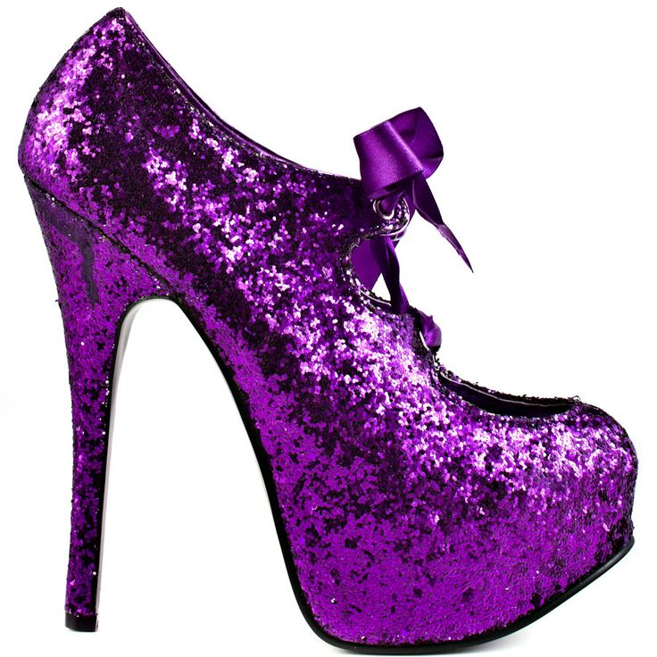 74 best Purple Heels images on Pinterest | Purple heels, Shoes and ...