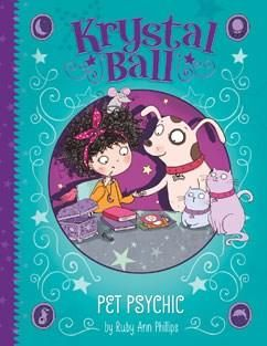 Pet Psychic by Ruby Ann Phillips Illustrated by Sernur Isik #booktrotters #homelibrary
