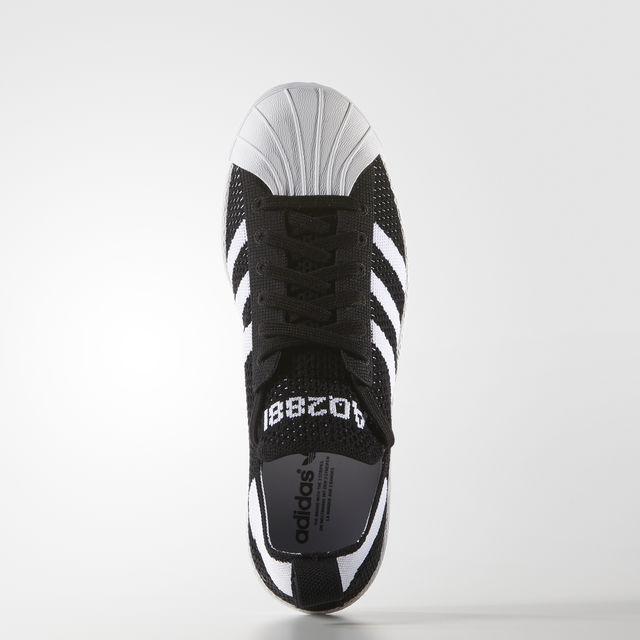 adidas superstar weave nere