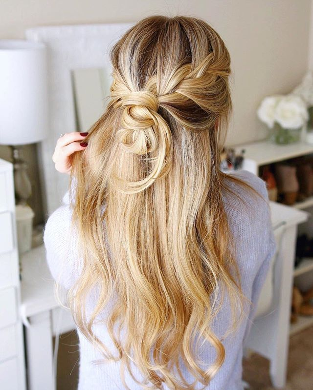 hair style for summer 25 best ideas about half braids on 3122